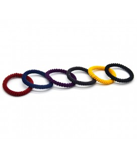 Pack Gomas Tendencia, Multicolor